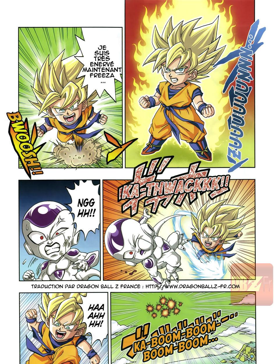 Dragon Ball SD : Chapitre 2 page 7